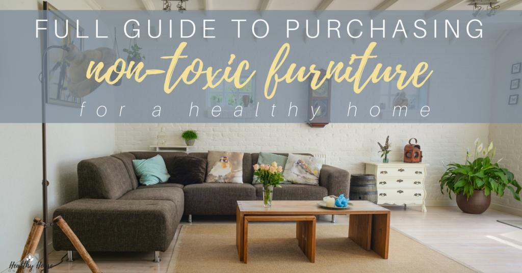 furniture without flame retardants