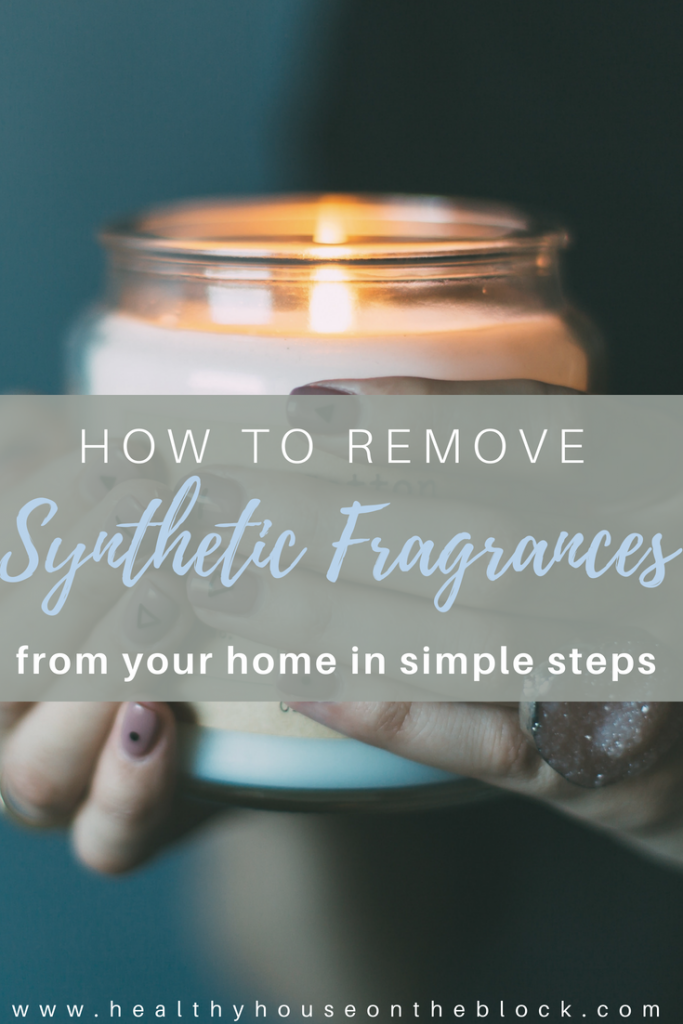 how to replace toxic synthetic fragrances
