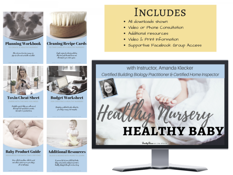 non toxic organic baby products